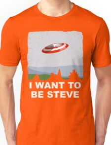 I Want To Be Steve T-Shirt