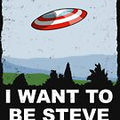 I Want To Be Steve by Adho1982