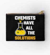 Chemists Have All The Solutions Studio Pouch