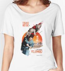 Akira Kurosawa's Yojimbo Women's Relaxed Fit T-Shirt