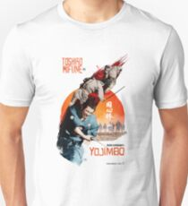 Akira Kurosawa's Yojimbo Unisex T-Shirt