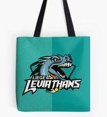 Liege leviathans quidditch - logo Tote Bag