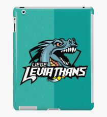 Liege leviathans quidditch - logo iPad Case/Skin