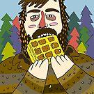 Bear Gerhardt by death by burgers