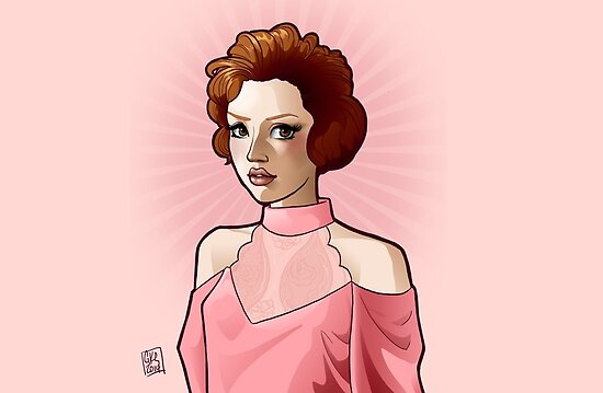 Schön in pink von GenevieveKay