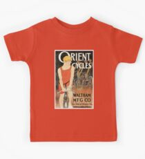 Edward Penfield bicycles ad Lead the leaders American golden age Kids Clothes