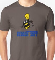 Hudson Soft Boxing Bee Logo Unisex T-Shirt