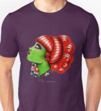 Miss Argentina Lady Head T-Shirt