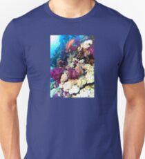 PAINT THE WRASSE MAN!  Unisex T-Shirt