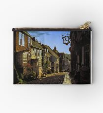 Evening sun on Mermaid Street, Rye Studio Pouch