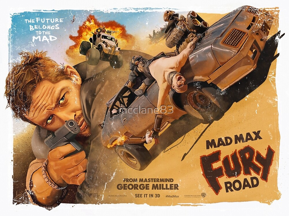 Mad Max Fury Road by mcclane83