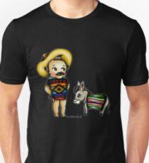 Mexican Kewpie Unisex T-Shirt