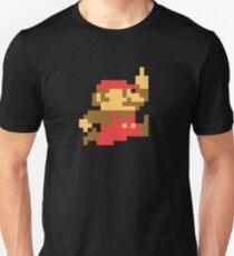 Rude Mario Unisex T-Shirt