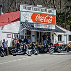 Rabbit Hash Store-Front View Bikers by mcstory