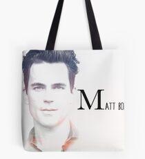 Matt Bomer Tote Bag