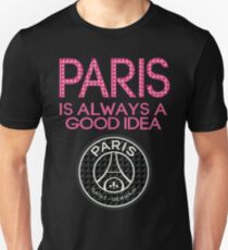 Paris Saint-Germain (PSG) is always a good idea - '15-'16 Third Unisex T-Shirt