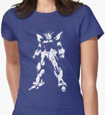 Build Strike Gundam Women's Fitted T-Shirt