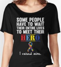 Autism Hero Women's Relaxed Fit T-Shirt