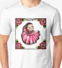 Kewpie Girl Unisex T-Shirt