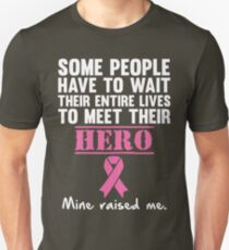 Breast Cancer Hero T-Shirt