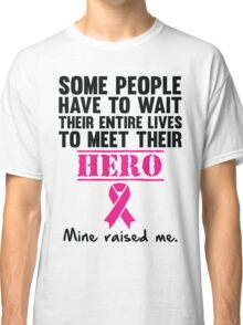 Breast Cancer Hero Classic T-Shirt
