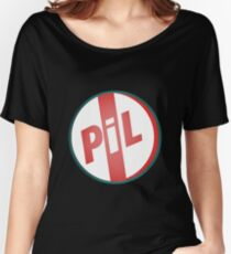 Public Image Women's Relaxed Fit T-Shirt
