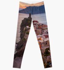 Vernazza Sunset Leggings