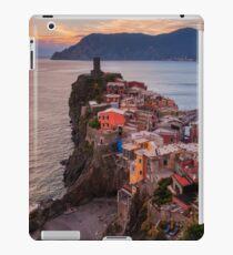 Vernazza Sunset iPad Case/Skin
