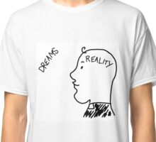 Dreams/Reality Father Ted Classic T-Shirt