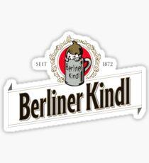 Berliner Kindl Sticker