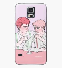 Milk Bar Boys Case/Skin for Samsung Galaxy