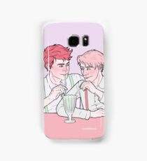 Milk Bar Boys Samsung Galaxy Case/Skin