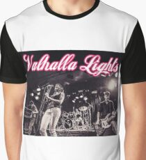 Valhalla Lights Rock Band!! Graphic T-Shirt