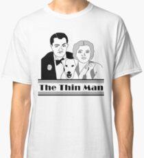KRW The Thin Man Original Art Drawing  Classic T-Shirt