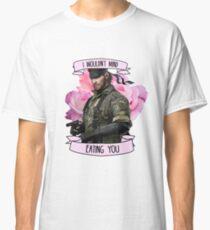 Snake Eater Classic T-Shirt