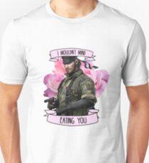 Snake Eater Unisex T-Shirt