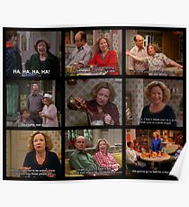 Kitty Forman Zitate Cont. Poster