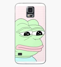 aesthetic pepe Case/Skin for Samsung Galaxy