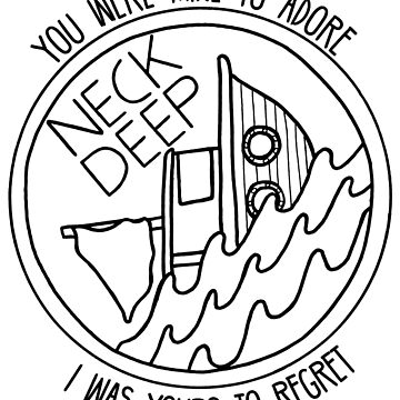 Neck Deep by calebrobinson