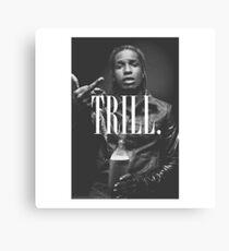 Trill - A$AP Canvas Print