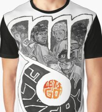 Lets Go Flyers Graphic T-Shirt