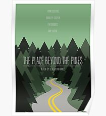 The Place Beyond The Pines film poster Poster