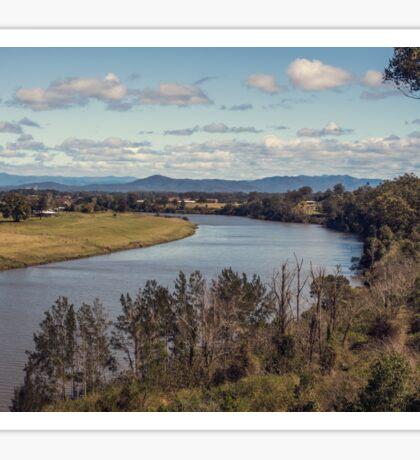 Macleay River, Kempsey NSW Australia Sticker