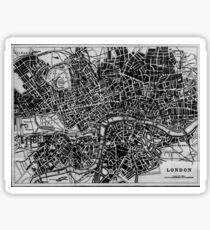 London Bound Sticker