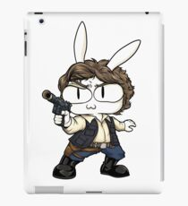 Bun Solo ~ Star Wars iPad Case/Skin
