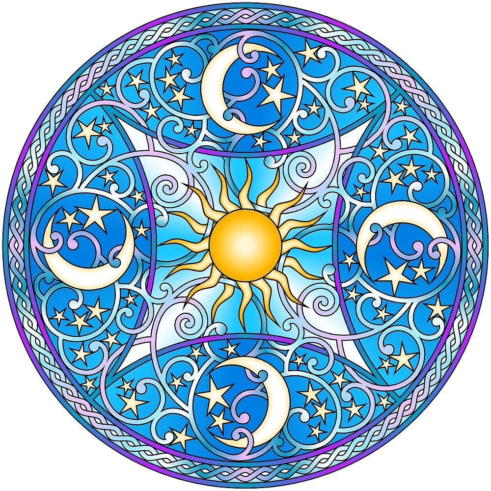 Celestial Mandala by ShalaK