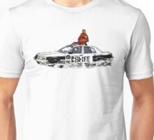 Beyonce Police Car Formation Unisex T-Shirt