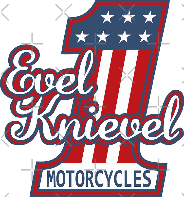 Evel knievel by thescrambler