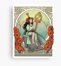 Princess Ozma Tippetarius of Oz Canvas Print