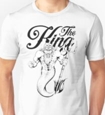"""The King"" Poseidon Unisex T-Shirt"